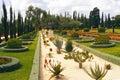 Bahai garden Royalty Free Stock Photos