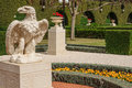 Bahai gardens acre the in israel Royalty Free Stock Images