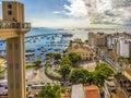 Bahia de Todos os Santos Royalty Free Stock Photo