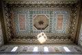 Bahia Palace interior Royalty Free Stock Photo