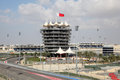 Bahrain international circuit in manama middle east Royalty Free Stock Image