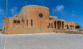 Bahrija church in malta dedicated to saint martin of tours Stock Photography