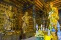 Bai Dinh Temple Vietnam Royalty Free Stock Photo