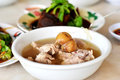 Bak kut teh Royalty Free Stock Photo