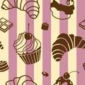 Bake pattern