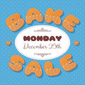 Bake sale gingerbread