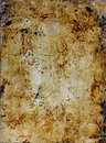Baked rust texture Royalty Free Stock Photo