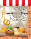 Bakery Royalty Free Stock Photography