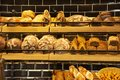 Bakery bread shop and cafe for sale at heidelberger market in Heidelberg, Germany Royalty Free Stock Photo