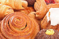 Bakery foodstuffs Stock Photography