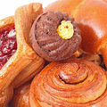 Bakery foodstuffs Stock Photo