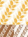 Bakery pattern vector illustration eps Royalty Free Stock Photo