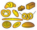 Bakery products. Royalty Free Stock Photo