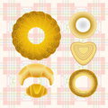 Bakery products. Stock Photos