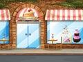 Bakery shop Royalty Free Stock Photo