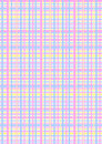 Bakground with pastel plaid pattern Stock Photo