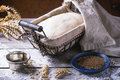 Baking bread Royalty Free Stock Photo