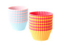 Baking cups Royalty Free Stock Photos