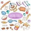 Baking sketch tools