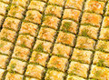Baklava dessert Royalty Free Stock Images