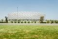 Bakou mai baku olympic stadium en mai Image libre de droits