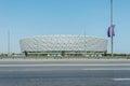 Bakou mai baku olympic stadium en mai Image stock