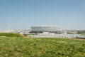 Bakou mai baku olympic stadium en mai Photo libre de droits