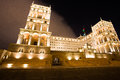 Baku City Royalty Free Stock Photo