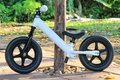 stock image of  Balance bike in the park
