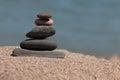Balance spa wellness concept Royalty Free Stock Photo