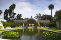 Balboa park Royalty Free Stock Photo