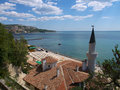 Balchik Foto de Stock Royalty Free
