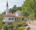 Balchik palace of queen marie of romania Stock Photography