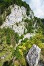 Balcoanele Galbenei peaks Stock Images