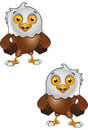 Bald Eagle Character Stock Photos