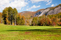 Bald Mountain in North Carolina Stock Photo