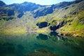 Balea lake Royalty Free Stock Photo