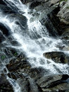 Balea waterfall Royalty Free Stock Photos