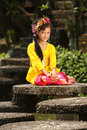 Bali Girl Royalty Free Stock Photos