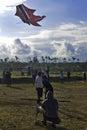 Bali Kite Festival Royalty Free Stock Photo