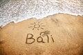 Su sabbia