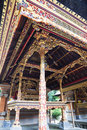 Balinese Design and Architecture, Indonesia Royalty Free Stock Images
