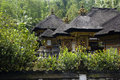 Balinese temple Royalty Free Stock Photography