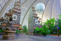 Balinese Temple Gate Royalty Free Stock Photo