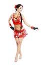 stock image of  Balkan dance