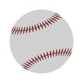 ball baseball sport competition icon Royalty Free Stock Photo