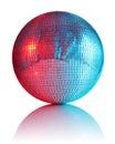 Ball for disco club Royalty Free Stock Photo