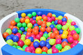 Ball Pit Royalty Free Stock Image