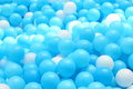Ball pit for kids Royalty Free Stock Photo