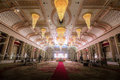 Ball Room Royalty Free Stock Photo